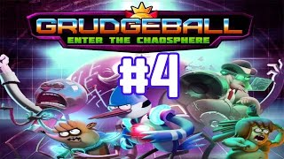 Grudgeball: Enter the Chaosphere - Walkthrough Part 4  - (iOS)