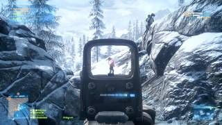 Battlefield 3 64 Player Rush Alborz Mountain Gameplay Max Ultra Settings PC