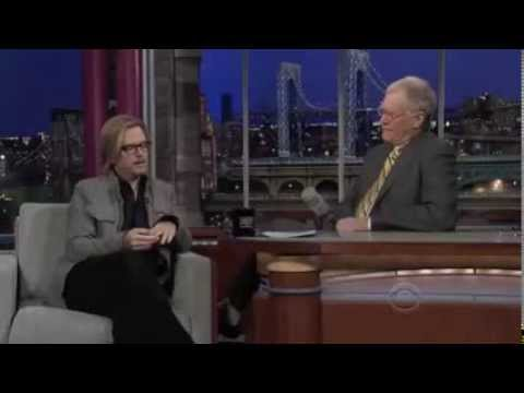 David Spade interview on Letterman