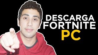 How to Download FORTNITE On PC 2019 for FREE! 🎮 Any Windows 👈