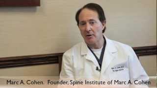 Dr Marc Cohen Md