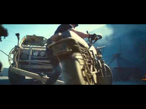 "The Expendables 2 Movie Clip ""Water Tower"" Official [HD 1080]"