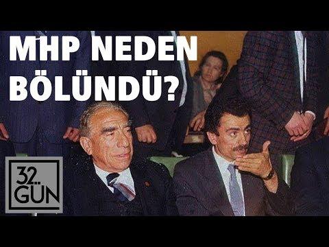 download Muhsin Yazıcıoğlu MHP'den Neden Ayrıldı?   1992   32.Gün Arşivi