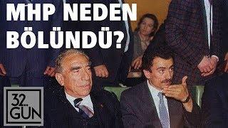 Muhsin Yazıcıoğlu MHP'den Neden Ayrıldı? | 1992 | 32.Gün Arşivi