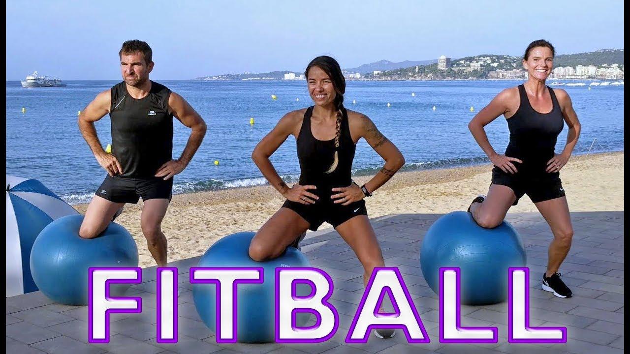 Fitball Esercizi Per Dimagrire E Migliorare La Postura