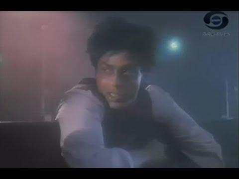 Shah Rukh Khan in TV series Mani Kauls - Ahmaq/Idiot [1991] - Part 1