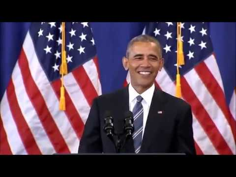 Barack Obama best Funny Moment in his 8 year Presidency