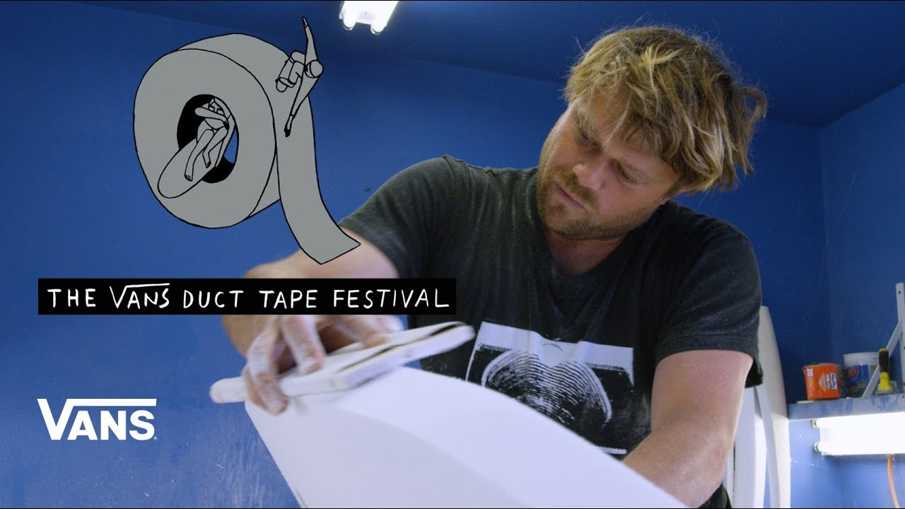 401bcb24ed Duct Tape Festival 2018 at Zarautz Spain