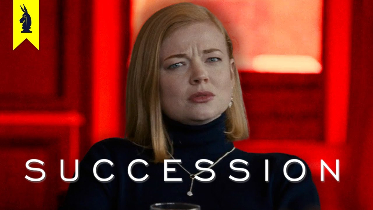 Download Succession: Is Being Rich Worth It?