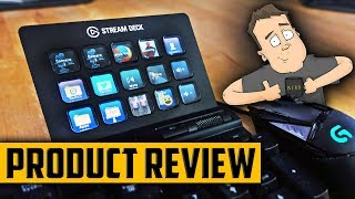 Elgato Stream Deck Review Gaming & Live Streaming Peripheral Review