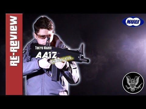 Airsoft Review - Tokyo Marui AA12 - One year on...