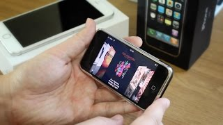 Looking Back Special - Original iPhone vs. iPhone 6 Plus