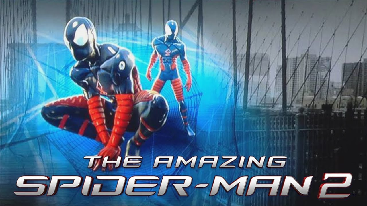 The amazing Spiderman 2 Apk Mod v1.2.0m+Data (Offline ...