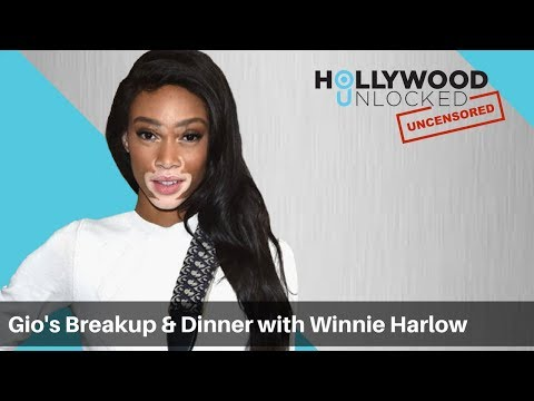 Talking Gio's Breakup & Jason's Dinner with Winnie Harlow on Hollywood Unlocked [UNCENSORED]