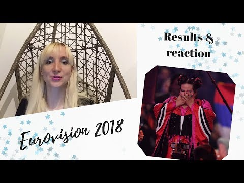 Eurovision 2018: Results, scores & reaction