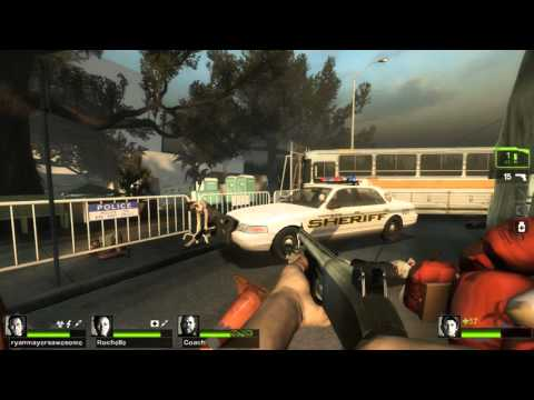 left 4 dead 2 part 1 ft insomnia gamers 720p 60fps