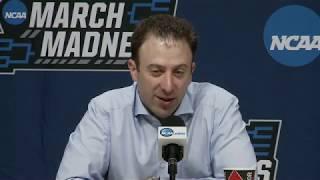 Press Conference: Gopher Basketball, Richard Pitino on NCAA Tournament Loss to Michigan State