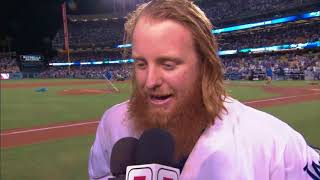 Justin Turner: This is one I'll never forget | ESPN