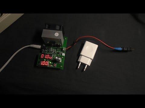 Простой ремонт зарядки для смартфона. Модель: Lenovo C-P57