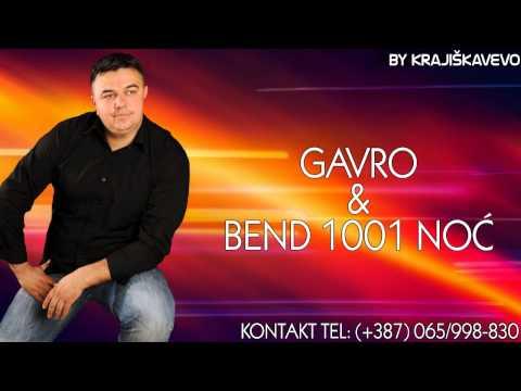 Gavro i Bend 1001 Noc - Volim garu i garino ono (GARA 45min) UZIVO