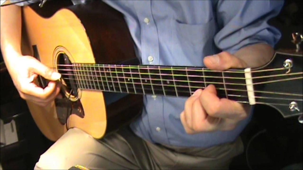 Reason To Believe Tim Hardin Chords Fingerstyle Youtube