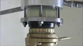 Клапан отсечной поплавковый 442В(Тестирование двухступенчатого ограничителя налива, 3