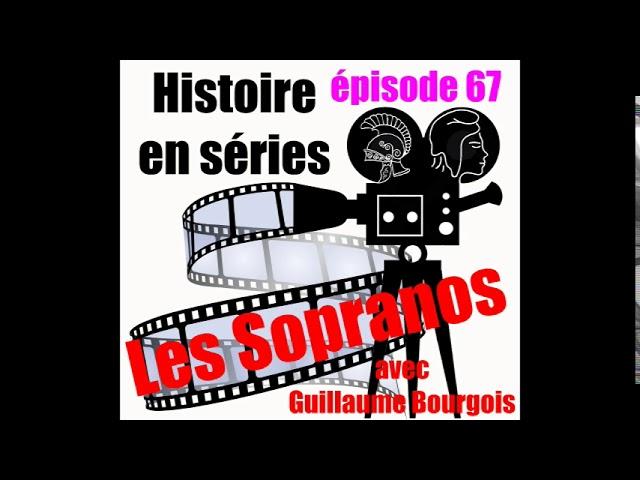 67 Les Soprano avec G Bourgois
