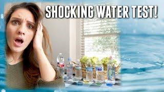 DOLLAR TREE WATER HAUL + WATER TEST (SHOCKING RESULTS)