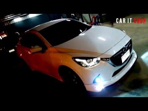 ชุดแต่ง All New Mazda 2 ทรง Drive 68