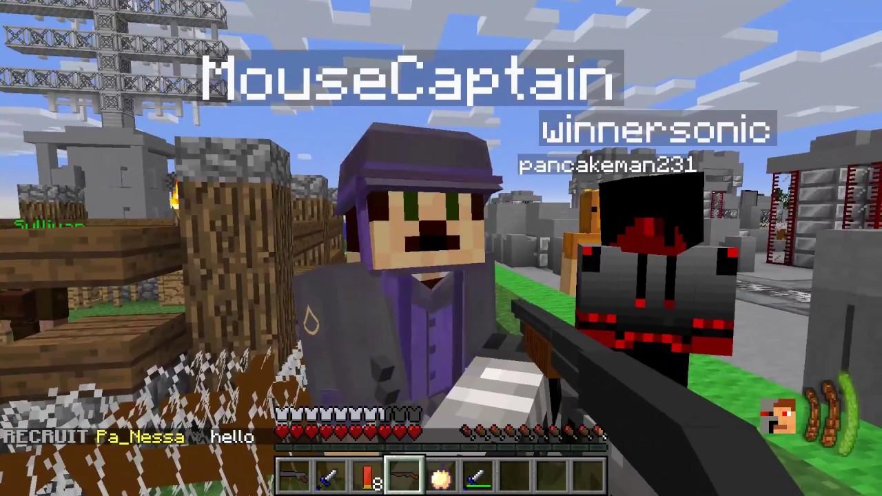 minecraft ww2 server