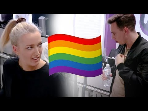 Things Straight Guys CAN'T Say To Chicks... But Gay Guys CAN! KIIS1065, Kyle & Jackie O
