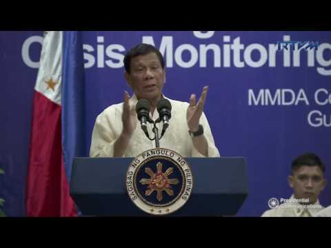 Inauguration of the Metro Manila Crisis Monitoring and Management Center (Speech) 4/4/2017