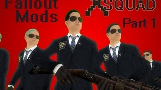Fallout New Vegas Mods: X Squad - Part 1