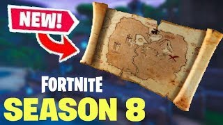 New Fortnite Update!! - New Treasure Map Item - Fortnite Battle Royale Live