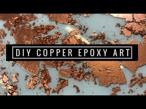 DIY Copper Wall Art | Easy To Make