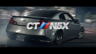 CT///N5X Car Meets are CRAZY! (Burnouts, Drifting, & Donuts!!) [4K]