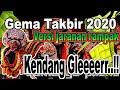 Gema takbir 2020 versi kendang Gleeerr jaranan rampak | Dampit Tv