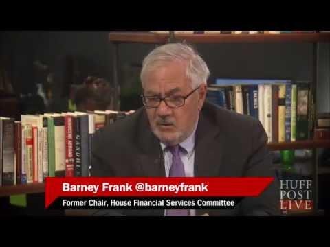 Barney Frank Loves Having
