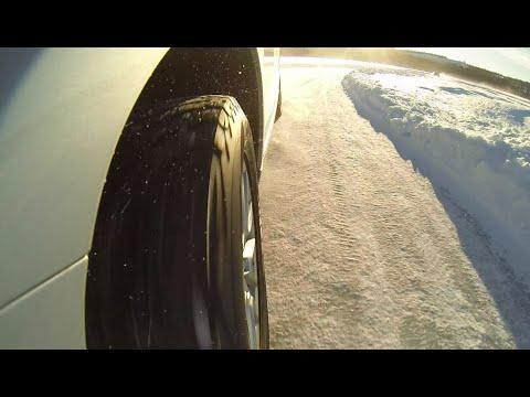 Обкатка зимних шин