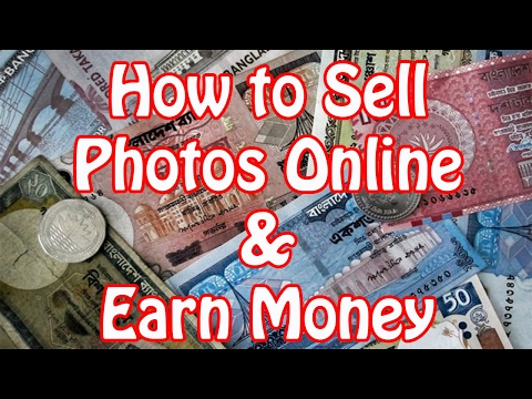 How to Sell Your Photos Online & Earn Money Lang Bangla