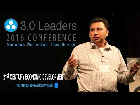 3 0 Leaders 2016 Keynote - Vic Ahmed of Innovation Pavilion