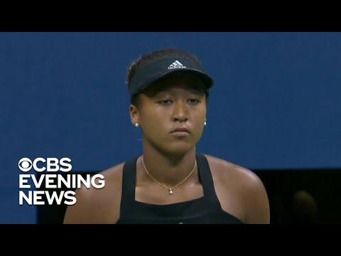 Naomi Osaka upsets Serena Williams in U.S. Open