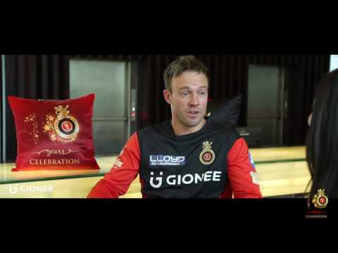 Gionee Presents Life Beyond Cricket with AB de Villiers
