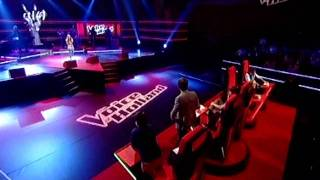 Lennie van Zandwijk - Price tag - The Voice of Holland 23-09 11 HD