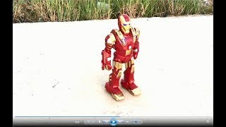 IRON MAN 3 Toys  Action Figures |  Hot Toys Iron Man 3 for Kids Review