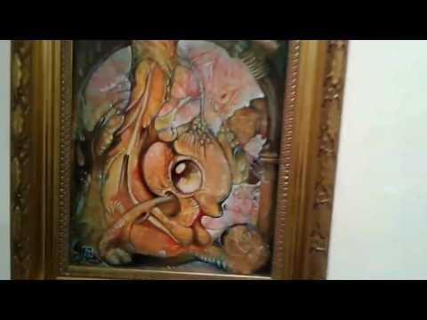 Visionary Alchemy Society Art of Imagination, & Shaman H.R. Giger & Bones considered Satan Inspired!