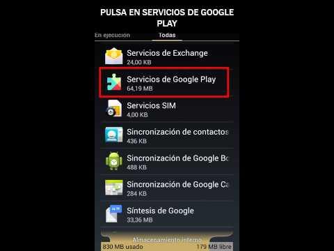 Como reparar error 923 Android