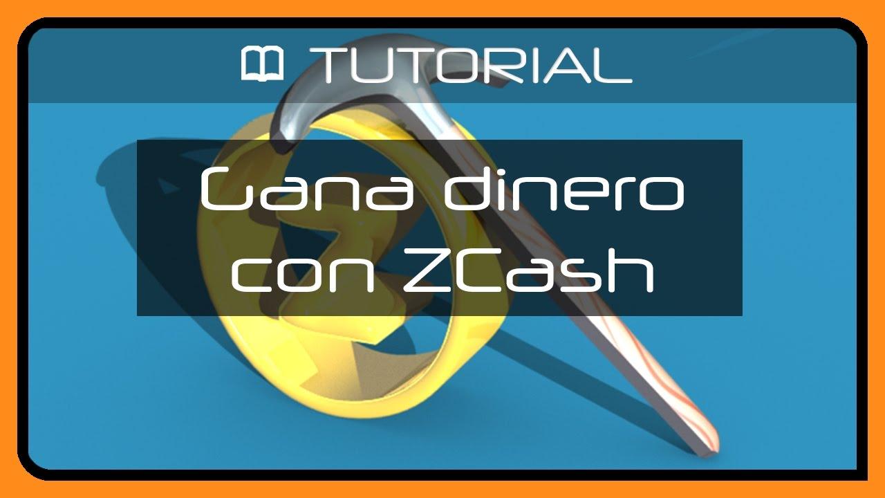 ZCASH - Como ganar 240 dolares al mes fácilmente