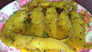 Bhino shade Amudi Mach rannar recipe