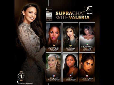 Supra Chat with Valeria - Episode 11